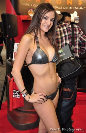 AVN's Adult Entertainment Expo 2010