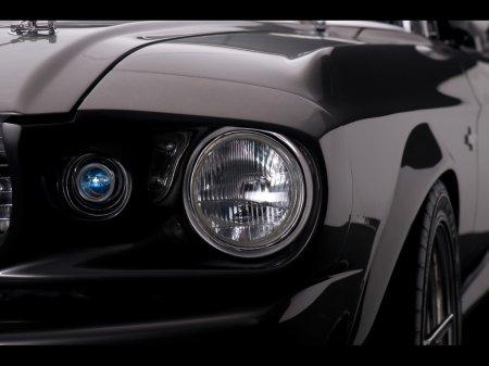 Mustang Eleanor. Gone in 60 Seconds