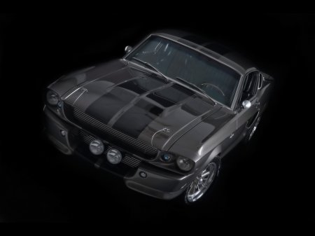 Mustang Eleanor. Gone in 60 Seconds