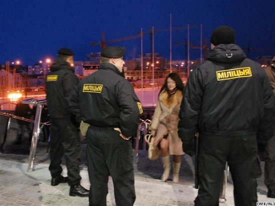 """Поход на """"Рамштайн"""" (Минские фотозарисовки)"""