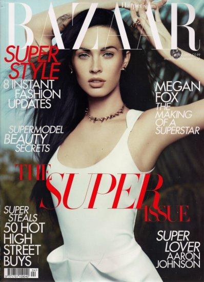 Меган Фокс для журнала Harper's Bazaar