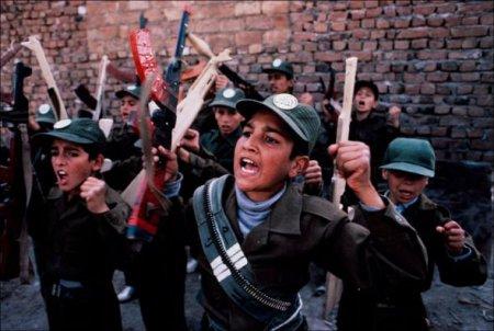 Дети - солдаты