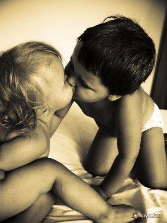 Черно-белая любовь