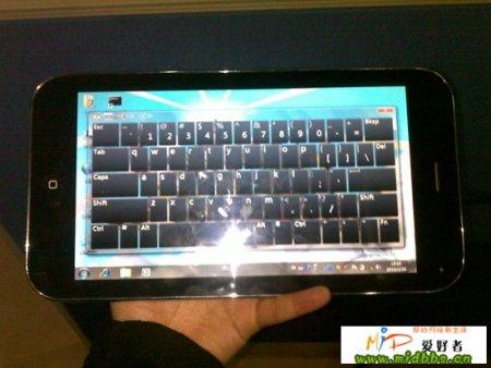 Shenzen TESO - китайский клон iPad с Windows 7