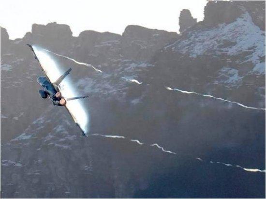 Ассы на авиашоу в Швейцарии