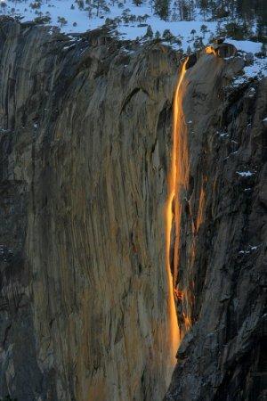Огненная река
