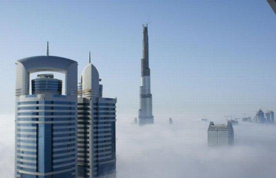 Очень высокие здания