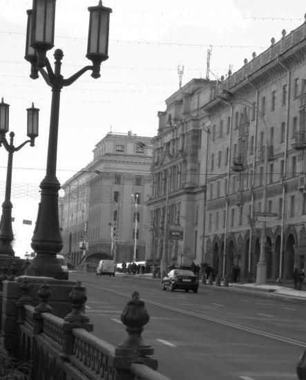 Фото Минска