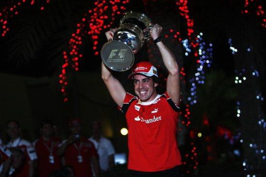 Гран При Бахрейна – дубль Ferrari