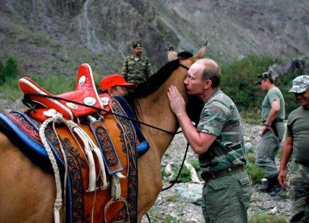 Вы все еще хотите, чтоб вас поцеловал Путин?