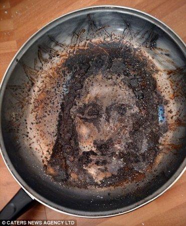 Священная сковородка
