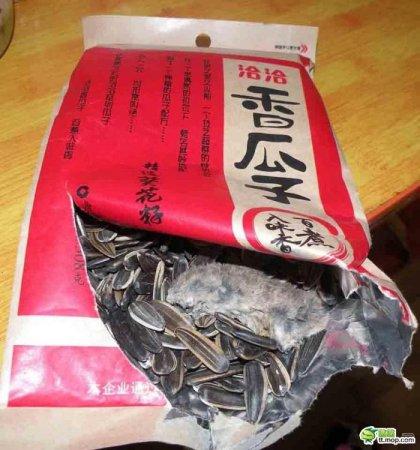Необычные китайские семечки