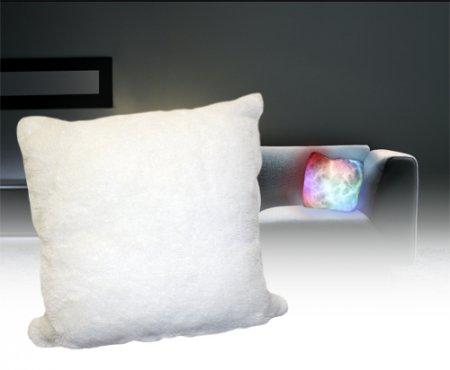 Светодиодная лампа-подушка