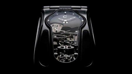 Celsius X-VI-II - механический мобильный телефон