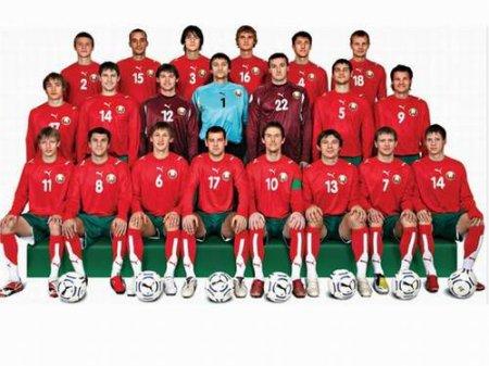 Сборная Беларуси сыграет с Гондурасом
