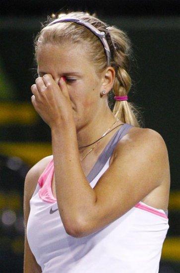 Азаренко оступилась на стадии 3-го круга соревнования в Индиан-Уэллсе