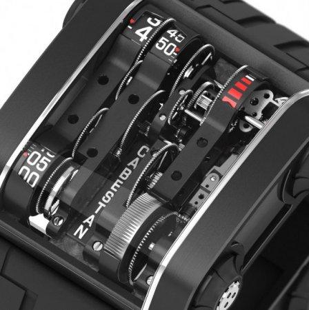 """Cabestan Nostromo - дизайнерские часы по фильму """"Чужие"""""""