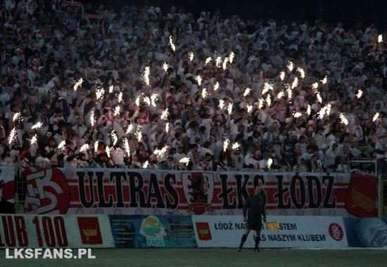 Derby Łodzi (Łks-Widzew)