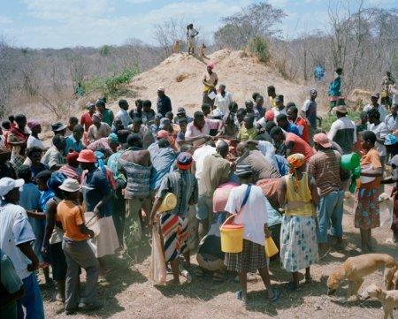 Еда по-зимбабвийски