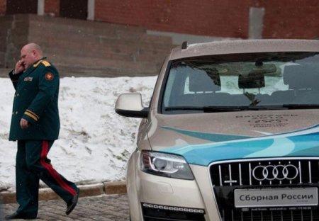 Награждение российских олимпийцев