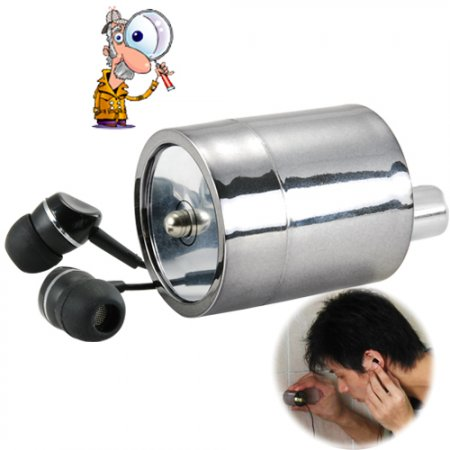 Inspector Gadget Listening - очередное шпионерское устройство