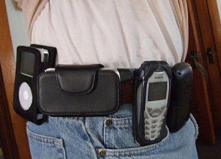 Владельцы телефонов, которые всех раздражают