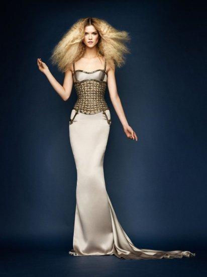 Atelier Versace Spring 2010 Lookbook