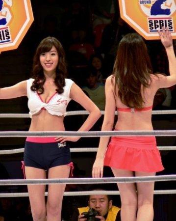 Девушки ринга