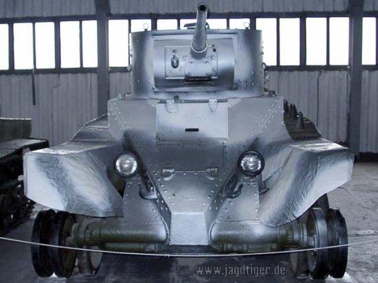 Танковые музеи