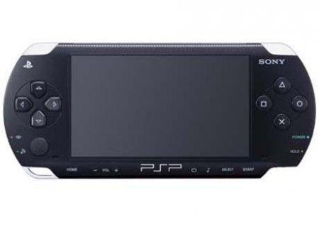 Консоль Sony PSP отпраздновала пятый день рожденья