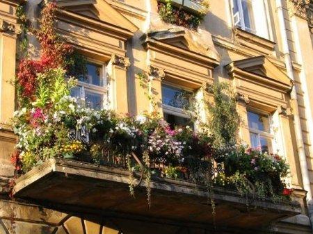 Лучший балкон Екатеринбурга