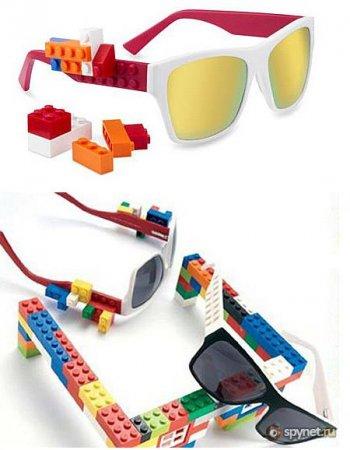 Необычные солнечные очки