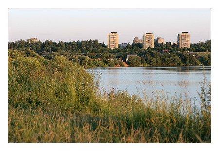 На Чижовском водохранилище утонул рыбак