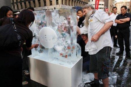 Замороженные бабки