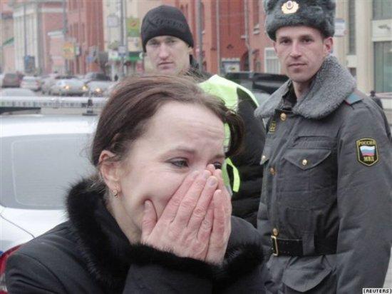 Террористки-смертницы в московском метро