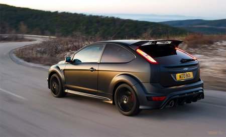 Focus RS500: ����� ������ Ford ����������� ����������