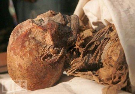 Подборка фотографий мумий