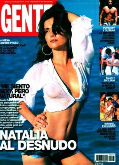 Natalia Oreiro в журнале Gente (February 2010)