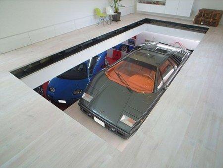 Японский домик с гаражиком