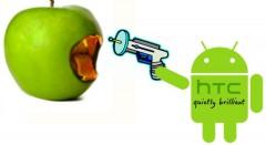 Необычный поворот в деле Apple против Google и HTC