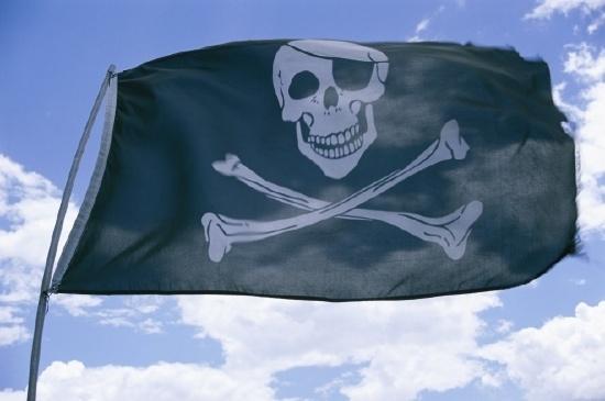 Сомалийские пираты приняли американский фрегат за торговое судно и были захвачены