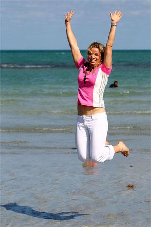Ким Клийстерс стала победительницей турнира в Майами