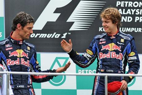Себастьян Феттель выиграл Гран-при Малайзии