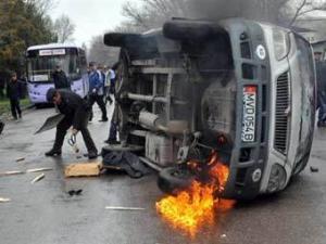 В Бишкеке оценили ущерб от мародеров