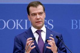 Медведев - США: не надо учить Россию жить