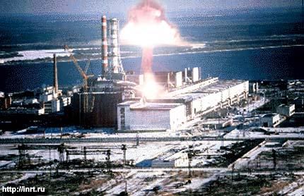 Чернобыльская АЭС снова взорвется