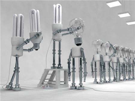 Негативные последствия от перехода на энергосберегающие лампы