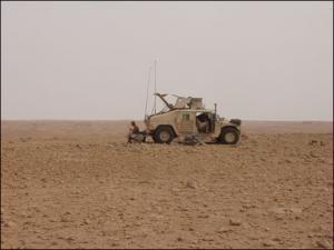 Как белорус за Америку в Ираке воевал