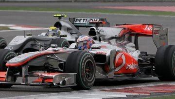 Формула-1: Дженсон Баттон выиграл Гран-при Китая