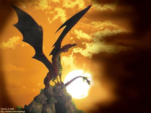 Сказка про Рыцаря и Дракона, часть 3